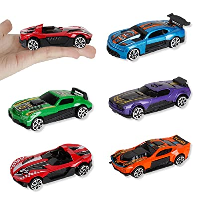 5PCS Alloy Sports Car Roadster Racing Bike Deco...