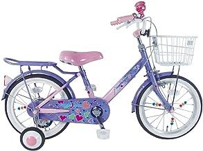 C.Dream(シードリーム) スイートラブ SW81 18インチ 幼児自転車 ピンク/ラベンダー 100%組立済み発送