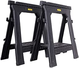 1 x Stanley STST1-70713 Opvouwbare Sawhorse (Twin Pack)