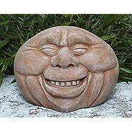 Stone garden ornament stone Terracotta