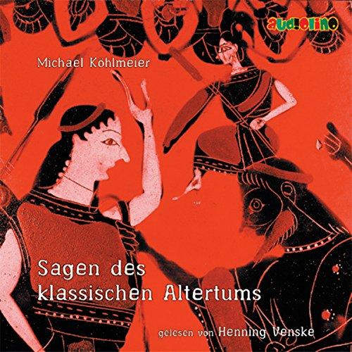 Sagen des klassischen Altertums Titelbild