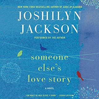 Someone Else's Love Story audiobook cover art