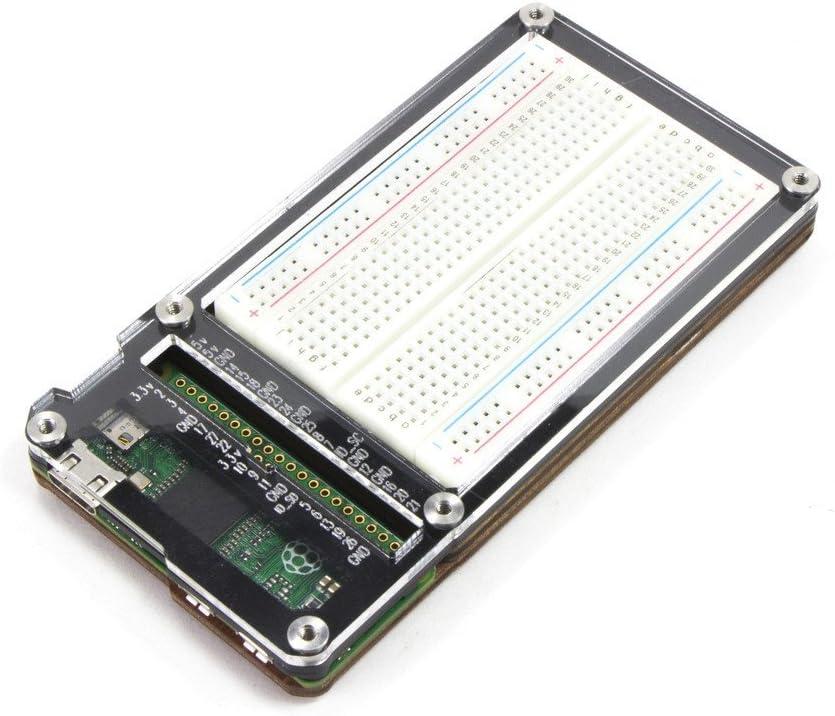 Zebra Zero Sale price Plus Fashion for Raspberry Wireless- Black Pi Ice
