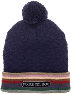 Doctor Who Beanie Doctor Who Apparel Doctor Who Hat Doctor Who Gift
