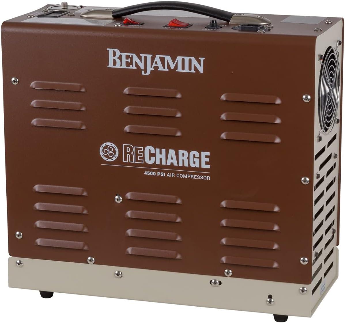 Benjamin Recharge specialty shop Fees free!!