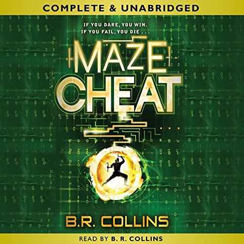 Mazecheat audiobook cover art