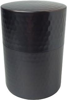 竹中銅器 茶道具 茶筒 ZS-1 124-57