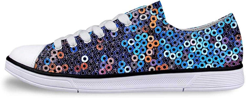 Frestree Unique Design Sports Canvas Sneaker Low Top shoes Walking