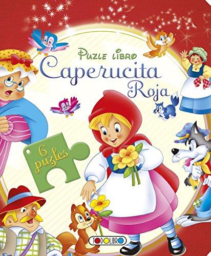 Caperucita Roja: 1 (Puzle libro)