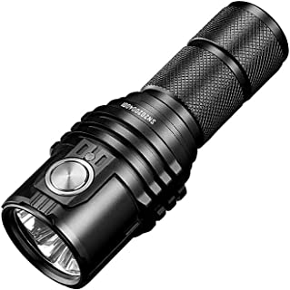 Image of IMALENT MS03 Tactical Flashlight Super Bright EDC Torch 13000 Lumens, 3 Pcs CREE XHP70 2nd LEDs and Type-C Rechargeable Battery High Lumens Handheld Flashlight for Security, Camping and Emergency
