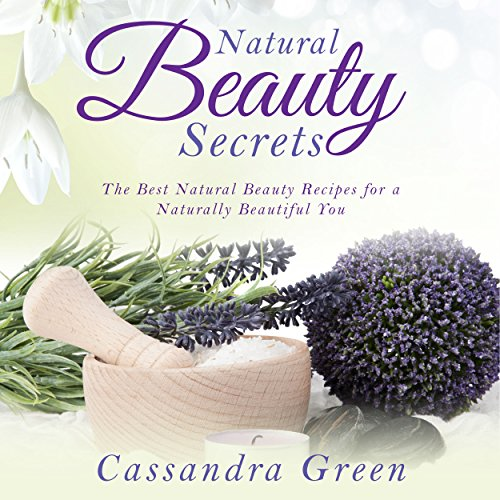 Natural Beauty Secrets cover art