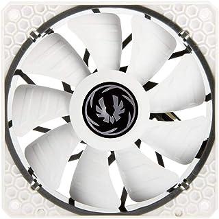 BitFenix Spectre Pro All White 120mm Carcasa del Ordenador Ventilador - Ventilador de PC (Carcasa del Ordenador, Ventilador, 12 cm, 1200 RPM, 18,9 dB, 56,22 cfm)