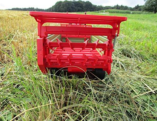 RC Auto kaufen Traktor Bild 2: RC Traktor Fendt 1050 Vario mit Anhänger-Stalldungstreuer 1:16