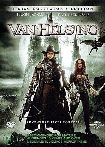 Van Helsing - Collectors Edition (2 Dis [Edizione: Regno Unito] [Italia] [DVD]