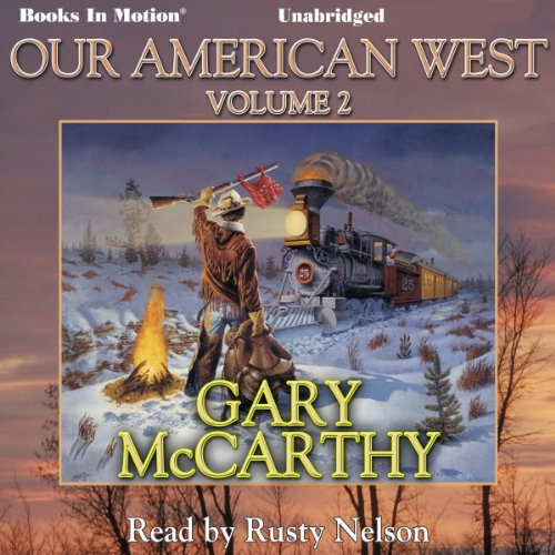 Couverture de Our American West