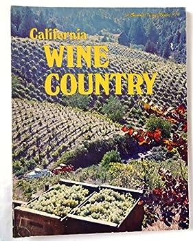Paperback California Wine Country Book