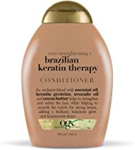 OGX Ever-Straightening + Brazillian Keratin Therapy Conditioner, 13 Ounce
