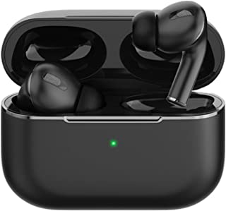 完全ワイヤレスイヤホン Bluetooth 5.2瞬時接続 高音質 ワイヤレス充電対応 Bluetooth イヤホン マイク付き 電量表示 自動ペアリング ポップアップ ブルートゥースイヤホン タッチ操作 ハンズフリー通話 パッシブノイズキャン...