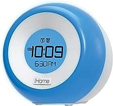 iHome iM29 Color Changing Dual Alarm FM Clock Radio with USB ChargingColor Changing Dual Alarm FM Clock Radio with USB Charging