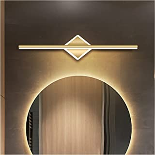 Simple 41/61/81cm Mirror Front Lights, Nordic Luxury Apartment Villa Hotel Entrance Hallway Bedroom Dressing Table Makeup ...