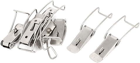 """Toolbox Case Borst 4.5 """"Lange Lente Geladen Toggle Klink Hasp 8 stks"""