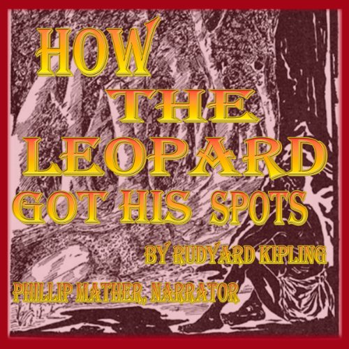 How the Leopard Got His Spots cover art