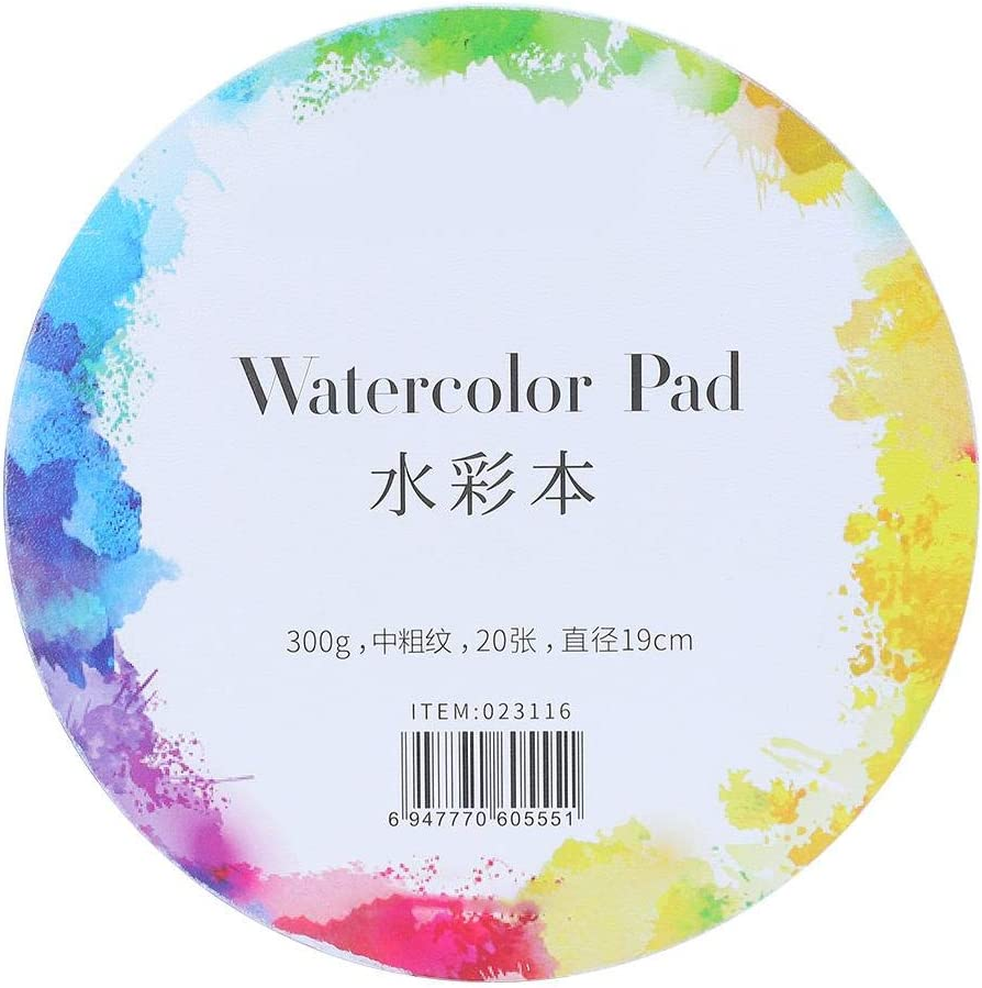 Watercolor discount Paper Portable Art Making Cold safety Pr Aquarelle Acid-Free
