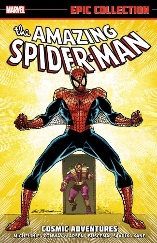 Amazing Spider-Man Epic Collection: Cosmic Adventures