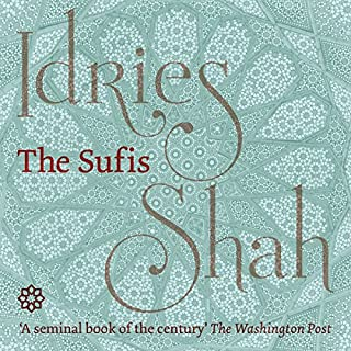 The Sufis audiobook cover art