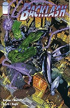 Comic Backlash #2 Book