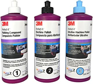 3M Perfect-It 16oz Buffing & Polishing Compound