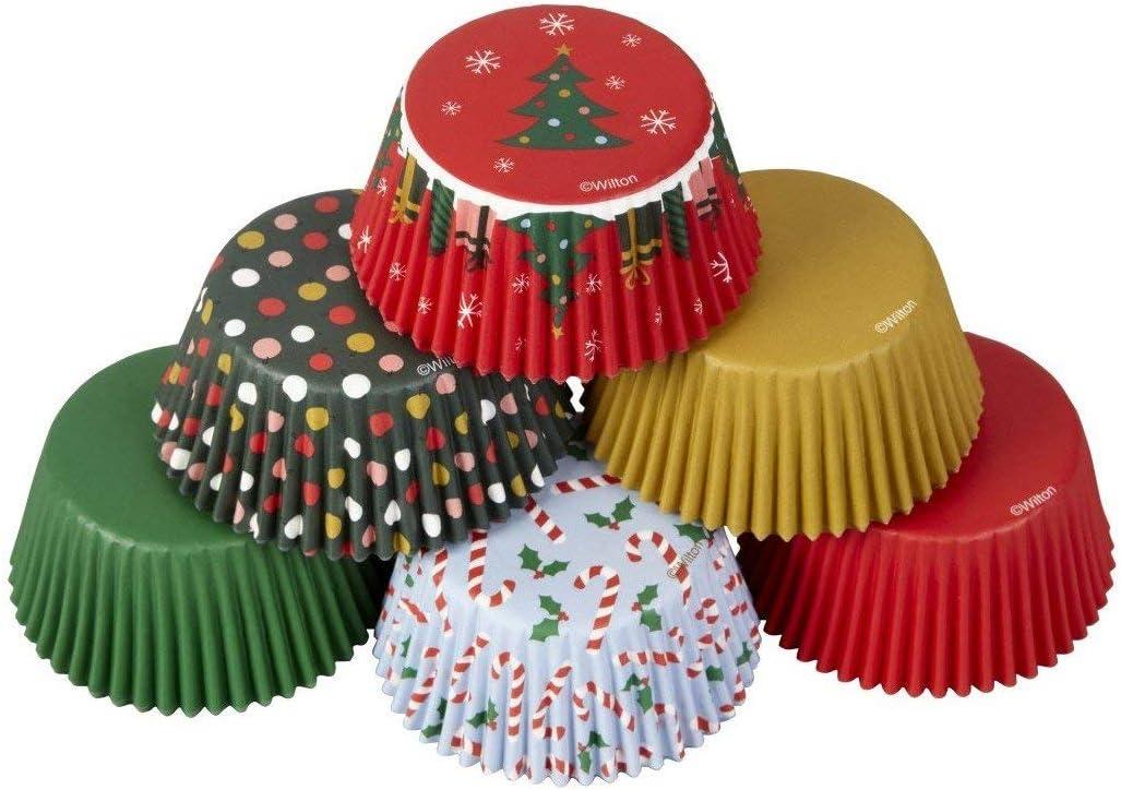 [Alternative dealer] Wilton Standard Baking Louisville-Jefferson County Mall Traditional Cups-Christmas