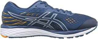 ASICS Gel-Cumulus 21 Men's Running Shoes, Mako Blue/White