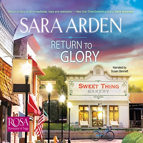 Return to Glory                   By:                                                                                                                                 Sara Arden                               Narrated by:                                                                                                                                 Susan Bennett                      Length: 8 hrs and 20 mins     Not rated yet     Overall 0.0