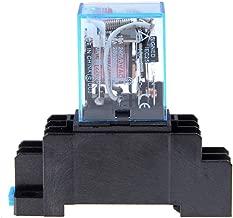 Finder serie 30 Rele circuito impreso mini dil 24vdc 2 contacto conmutador sensible