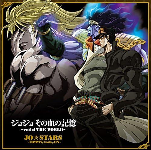 JO☆STARS 〜TOMMY,Coda,JIN〜