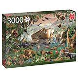 Jumbo-Noahs Ark pcs El Arca de Noé, Puzzle de 3000 Piezas (618326)