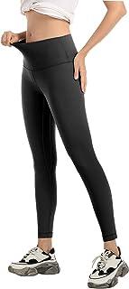 Jetjoy High Waist Ultra Soft Lightweight Leggings Tummy Control Workout Pants Compression