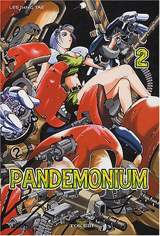 Pandemonium, tome 2