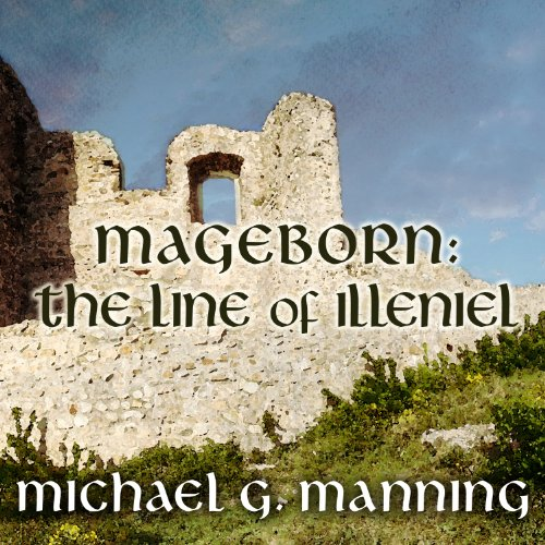 The Line of Illeniel audiobook cover art