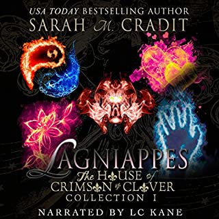 Lagniappes Collection 1 audiobook cover art