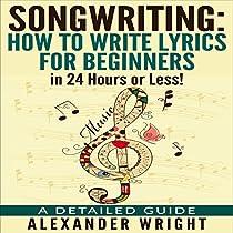 how to write music lyrics