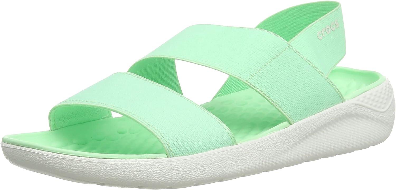 Crocs Women's Max 46% OFF LiteRide Max 72% OFF Stretch Sandals