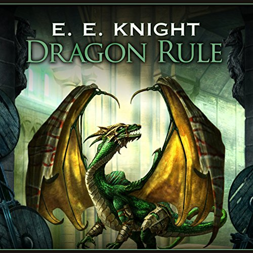 Dragon Rule audiobook cover art