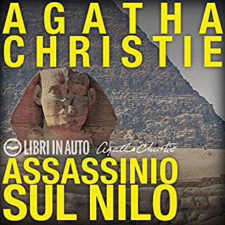 Assassinio sul Nilo cover art