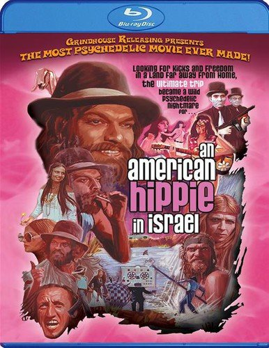 An American Hippie In Israel (Blu-ray)