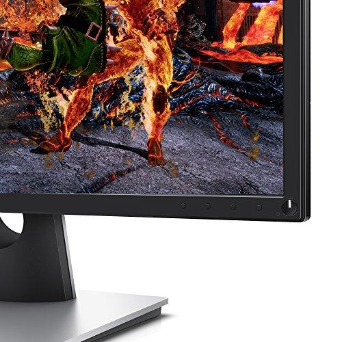 Dell SE2417HG 23.6 Inch TN Anti-Glare LED-backlit LCD Gaming Monitor (Black) (2 ms Response Time, Full HD 1920 x 1080 at 60 Hz, VGA/2 x HDMI)