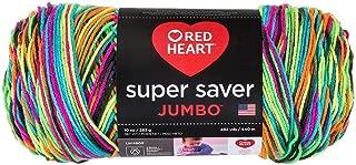 Coats & Clark Red Heart Super Saver Jumbo Blacklight
