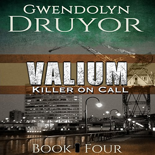 Valium audiobook cover art