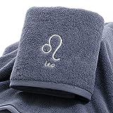 Toalla de algodón establece 70* 140 cm gruesa toalla de baño de...